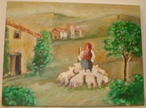 La pastorella