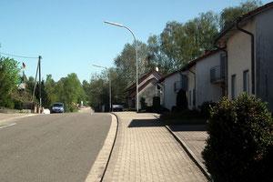 dudweiler, neubauten