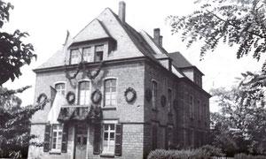 dudweiler, saarbruecken, pfarrhaus, katholisch, st. marien
