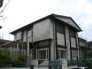 外壁・屋根リフォーム塗装施工例(施工前)