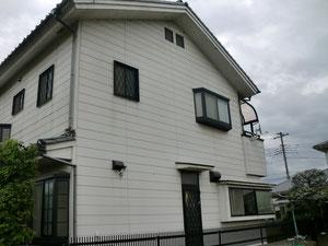 外壁リフォーム塗装【塗装前】入間市