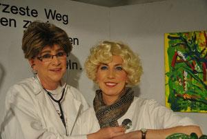 Christel Jaeger und Maria Diehl