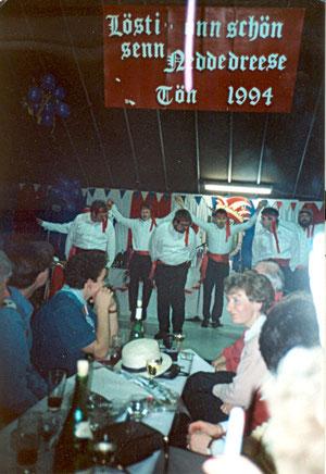 1994 Echo Sitzung Niederdrees