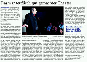 Grenchner Tagblatt 12.03.2012