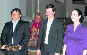 Masaru Gushi, Andreas Jetter & Irene Mattausch