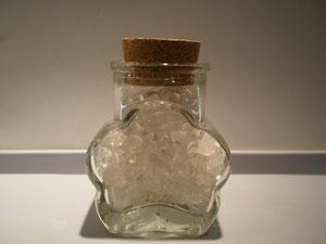 水晶ボトル
