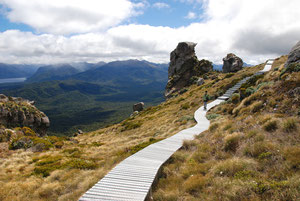 Hump Ridge Track - Lake Poteriteri