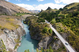 Queenstown Wine Trail - Gibbston Valley