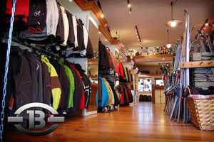 the Browns Ski Shop (retail area)