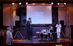 ハンガリー大使館によるDVDを使った国紹介