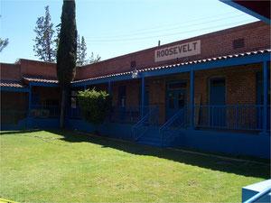 Roosevet Classrooms