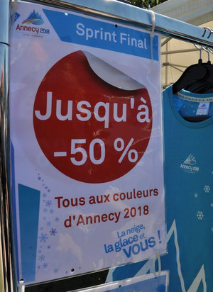 Solde & Braderie Annecy 2018