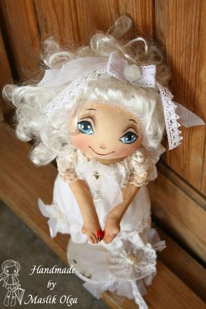 Кукла ангел. Авторская, Маслик Ольга