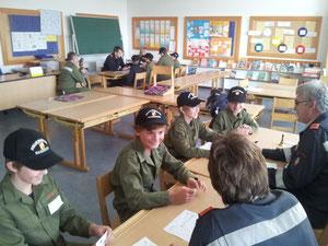 Am 17.November stellte sich die Feuerwehrjugend Wagendorf die Fragen der Bewerter im Bereich Wissenstest und Wissenstestspiel in Bronze. Angetreten waren 4 Jugendliche beim Wissenstest Bronze und 12 J