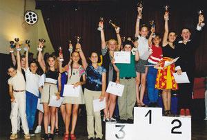 Compétition à Marly le 19/05/1999