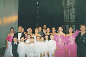 Stage à Perm (URSS) du 20 Avril au 04 Mai 1991