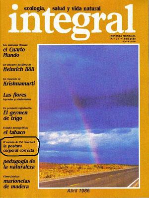 1er. Artículo sobre RPG en España - 1986