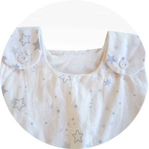 Tencel babyschlafsack