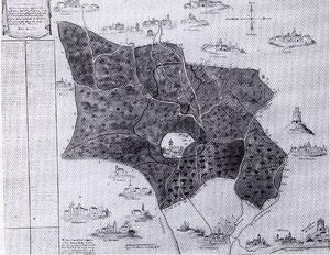 Peñaflor en 1760