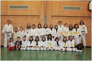 Judoabteilung 2013