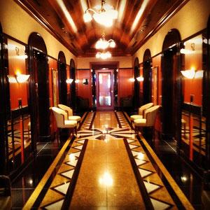 Nagoya  Mariott Associa Hotel.