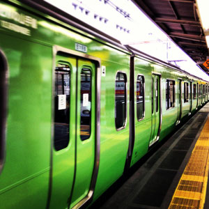 GREEN OF TAMANOTE LINE