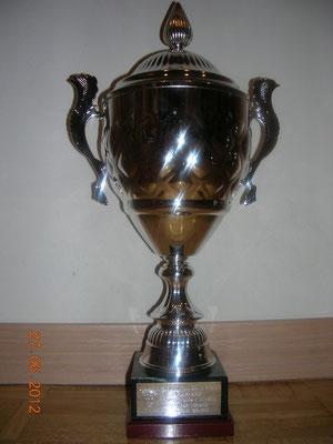 "JUVENIL ""B""  CAMPEON DE LIGA 2011-2012"