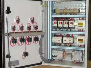 armoire électrique