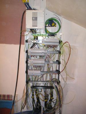 exemple de tableau électrique dans une habitation