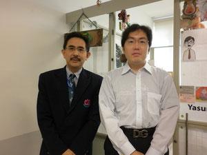 Assoc.Prof.Dr.Takuji TAKEMOTO