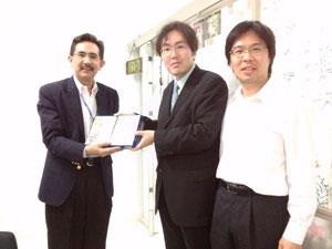 Dr.Takuji TAKEMOTO & Dr.Naoki SATO