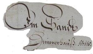 eintrag im urbar von 1588 (stiftsarchiv lambach)