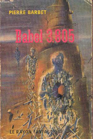 N° 106. Barbet, Babel 3.805.