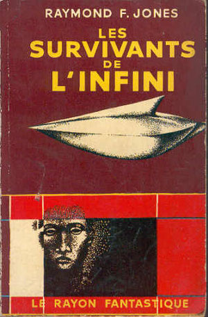 N° 37. Jones, Les survivants de l'infini.