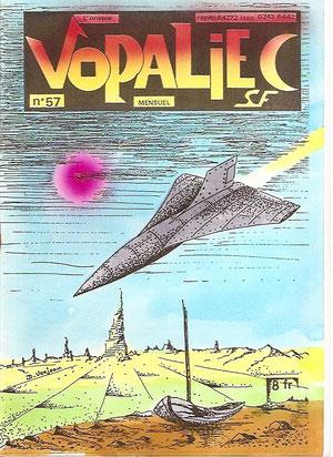 """Petit """"fanzine"""" (mot utilisé par des amérindiens du second millénaire, très rudimentaire dans la construction des fusées."""