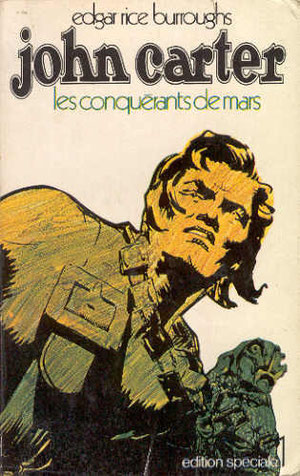 Le Cycle de Mars. Couverture de Coleman