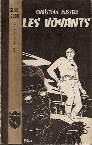 N° 23, couverture souple avec une bande métalisée.
