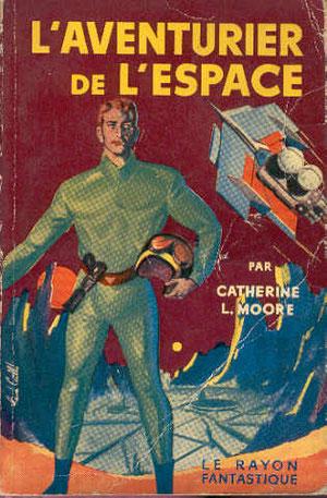 N° 46. Moore, L'aventurier de l'espace.
