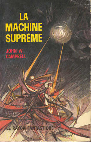 N° 110. Campbell, La machine suprème.