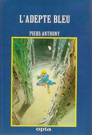 N° 104. Anthony, L'adepte bleu.