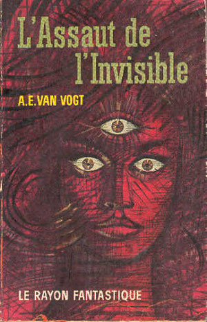 N° 112. Van Vogt, L'assaut de l'Invisible.