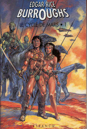 Le cycle de Mars tome 1.