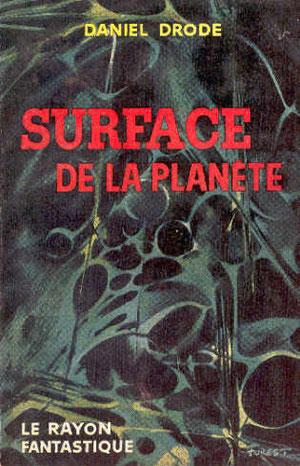 N° 63. Drode, Surface de planète.