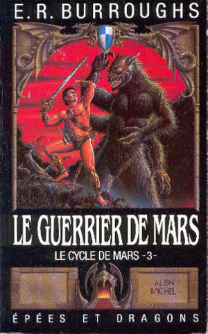 Le cycle de Mars en 4 volumes.
