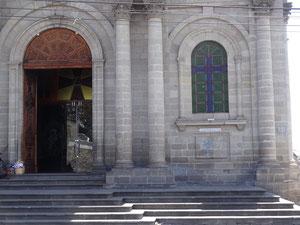 20140919 貼付 (エクアドル・リオバンバ 「サン・アントニオ教会」)
