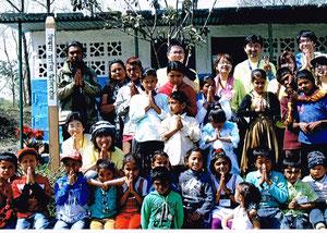 20140311 建立「ネパール・つぼみ学校前」