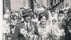 Dr. Heinz Duckel und Anneliese Grieß