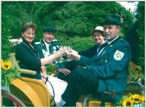 2002 Wilhelm Leeker und Margarete Remme