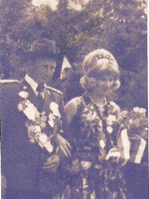 Josef Brinker und Ingrid Suhl