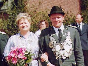1983 Ernst-August Meyer und Erika Brinker